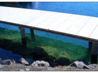 Badeseen und Flussbäder in der Schweiz