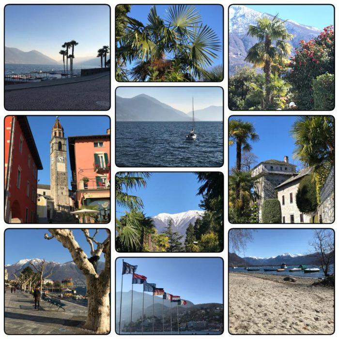 Wanderung am Lago Maggiore