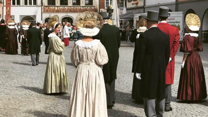 Fidelisfest Prozession Feldkirch