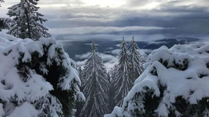 Winter auf der Rigi