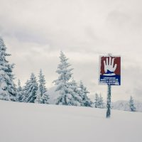 Schnee, Schnee, Schnee - Vergnügen und Gefahren