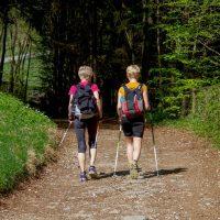 Hier kannst du Wanderfreunde suchen und finden