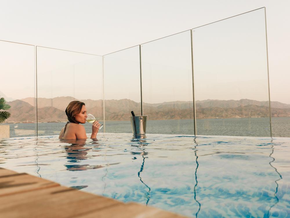 Orchid Reef Hotel, Eilat / Izrael
