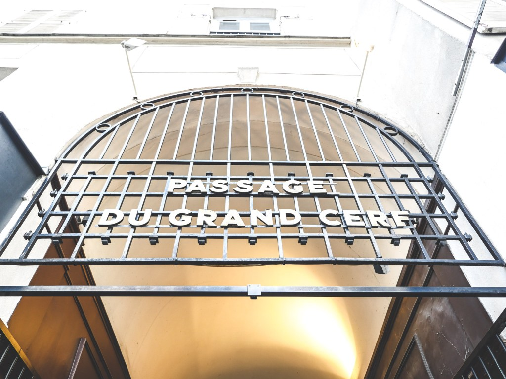 Paryż Wandergirl blog o podróżach