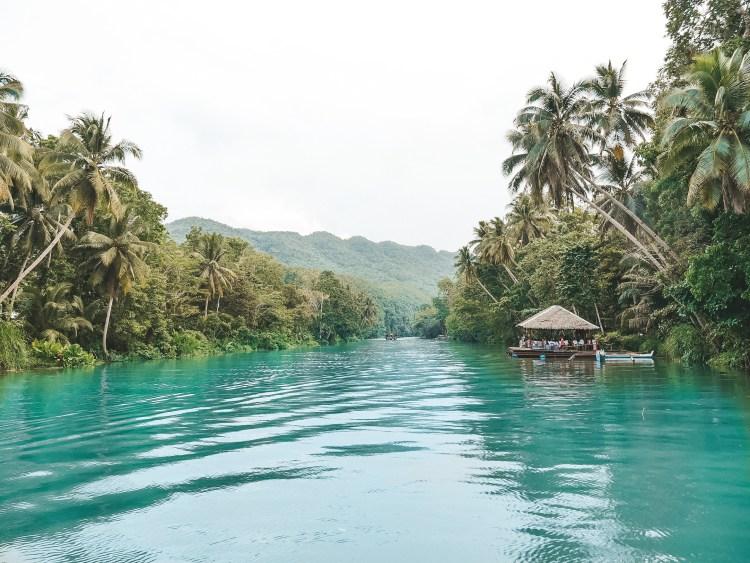 Bohol: cudowny rejs rzeką Loboc + obiad