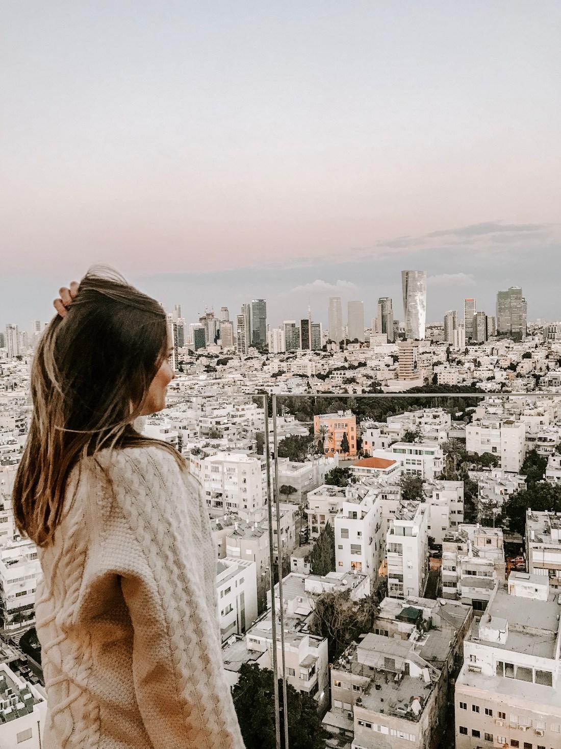 tel aviv haiku tel aviv rooftop tel awiw blog taras widokowt