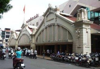 Dong-Xuan-hanoi markets