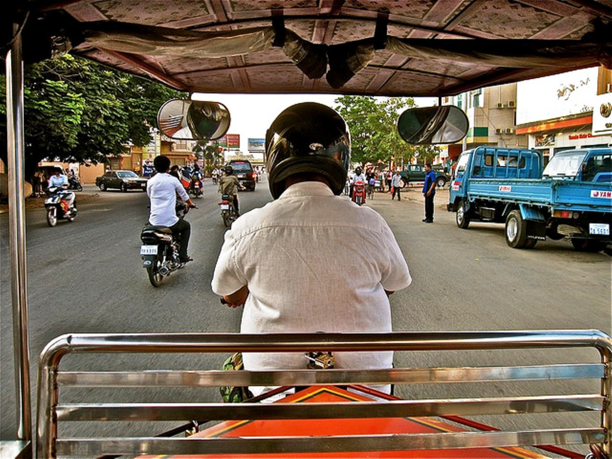 Driving in Cambodia: What Kind of License do I Need?