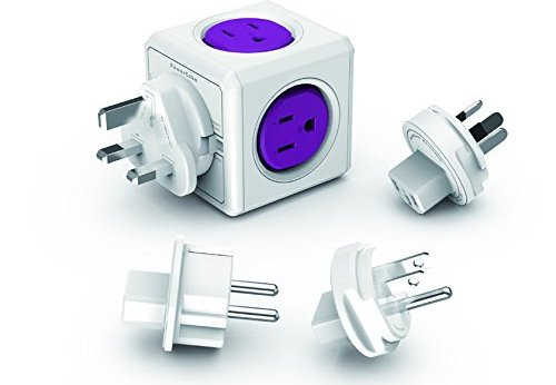 powercube best travel adapter