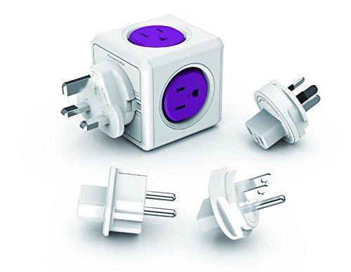 powercube best travel adapter