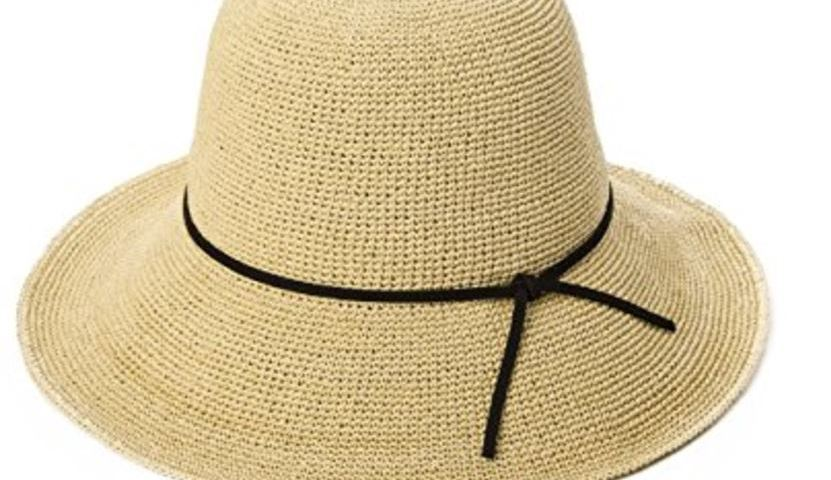 Siggi best packable women's summer hat with UPF50 Protection