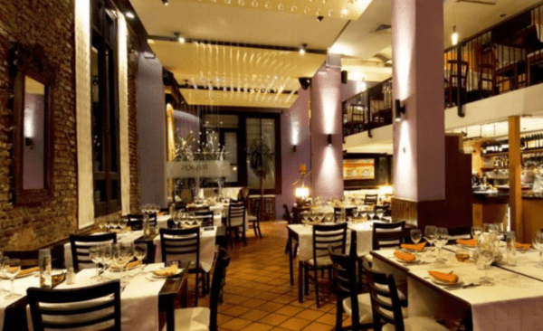 places to eat in montevideo