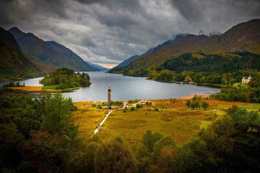 Looking to plan the perfect road trip to Scotland? Here's an unmissable Scotland itinerary for 7-10 days, taking in all the highlights and some surprises! #scotland #travel #highlands #itinerary #roadtrip #thingstodoin