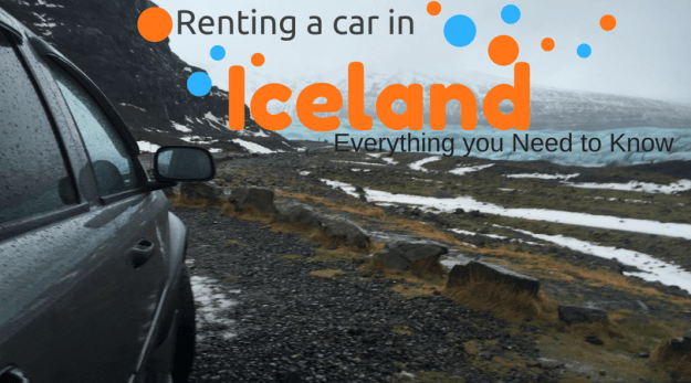 Renting a car in Iceland Wandering Chocobo