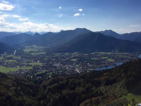 Day Trip from Munich Hiking in Tegernsee Wandering Chocobo