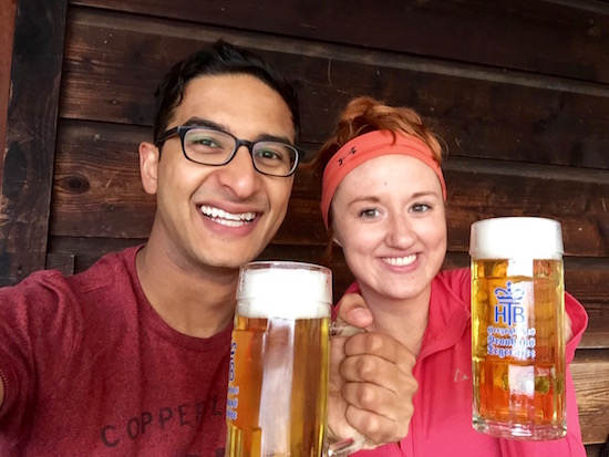Tegernsee Beer Hiking day trip from Munich