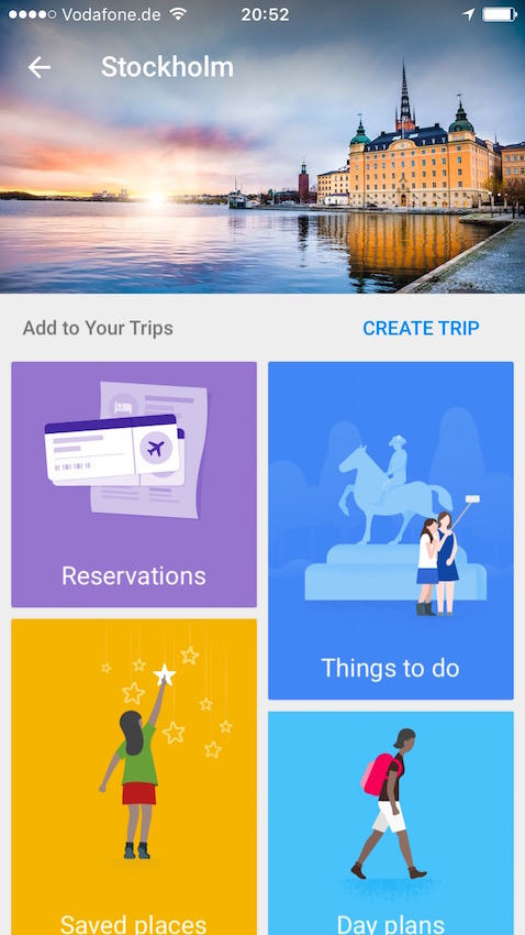 Google Trips App Review