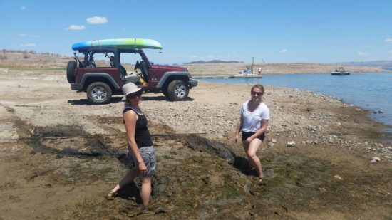 Outdoor Activities in Las Vegas Jeep
