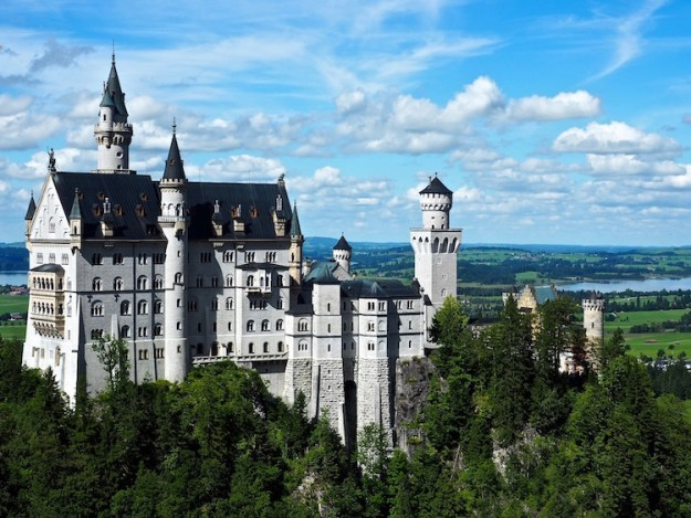 Day Trip from Munich Germany to Neuschwanstein Castle