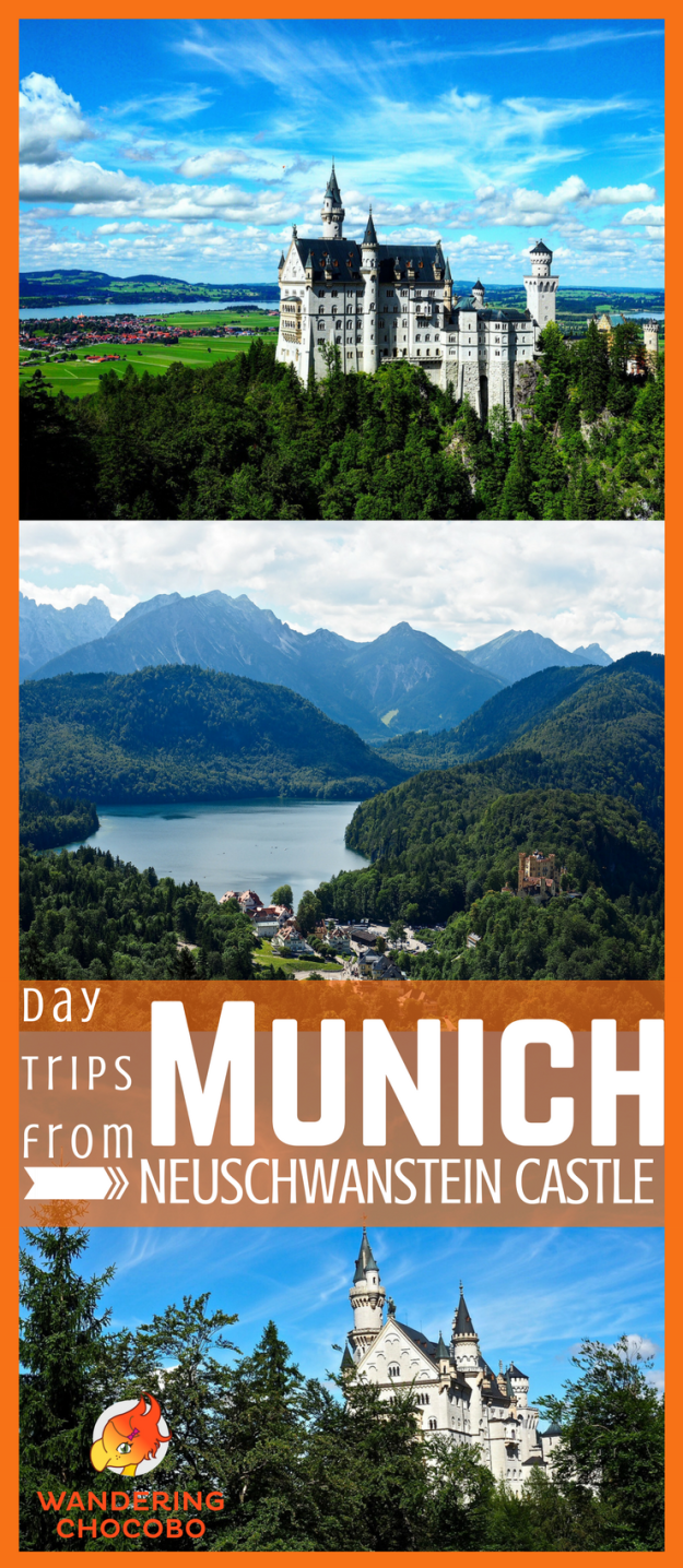 Enjoy the best day trip from Munich to the Disney inspired Neuschwanstein Castle in the German Alps.