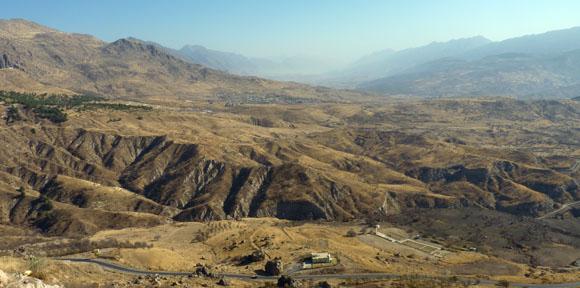 Travel Overland To Iraq - Kurdistan, Iraq