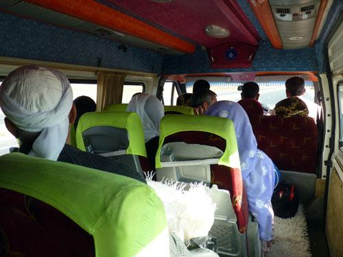 Travel Overland To Iraq - Dolmus to Cizre, Turkey