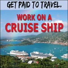 Work on a Cruise Ship