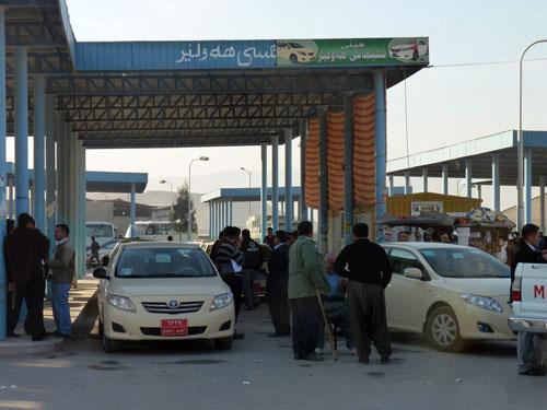 Travel In Iraqi Kurdistan - Taxi Garaj in Iraq