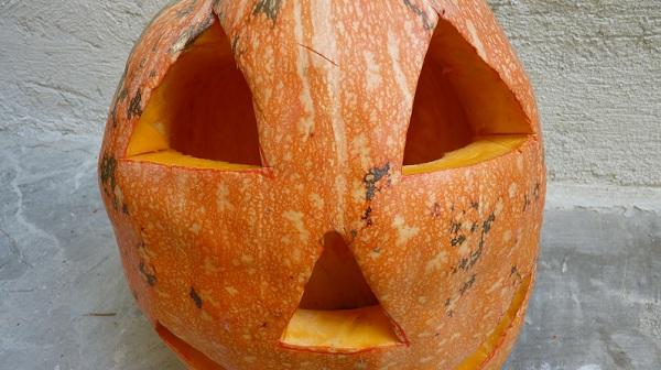 Halloween In Transylvania - Pumpkin in Romania
