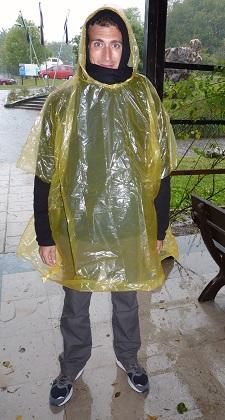 Wandering Earl in the Rain