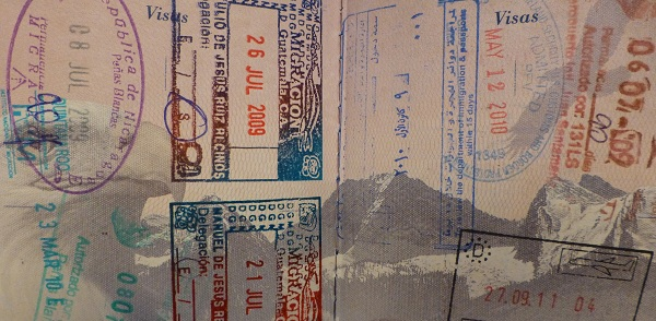Every Country In The World - Passport Stamps