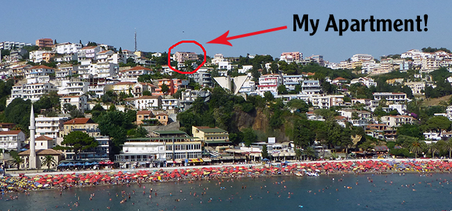 Renting A Short-Term Apartment in Ulcinj, Montenegro