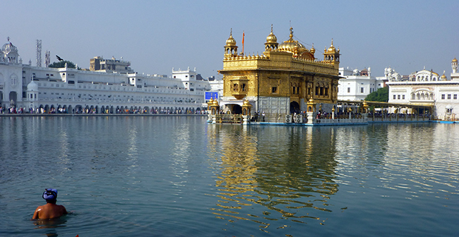 Golden Temple, Amritsar, India