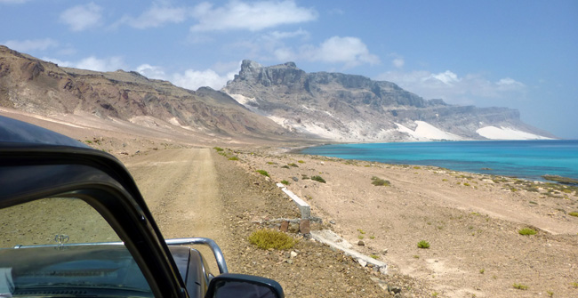 Travel to Socotra Island