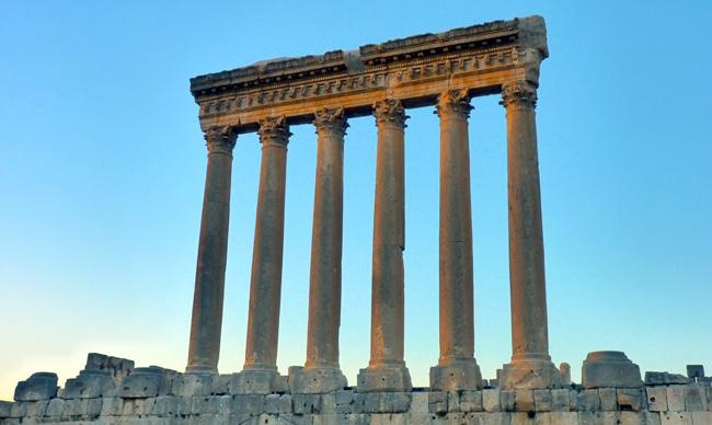 Travel Questions - Baalbek