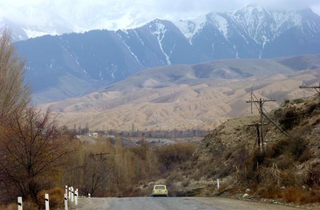 Tamga, Kyrgyzstan