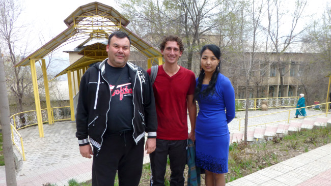The Spa at Jalal-abad, Kyrgyzstan