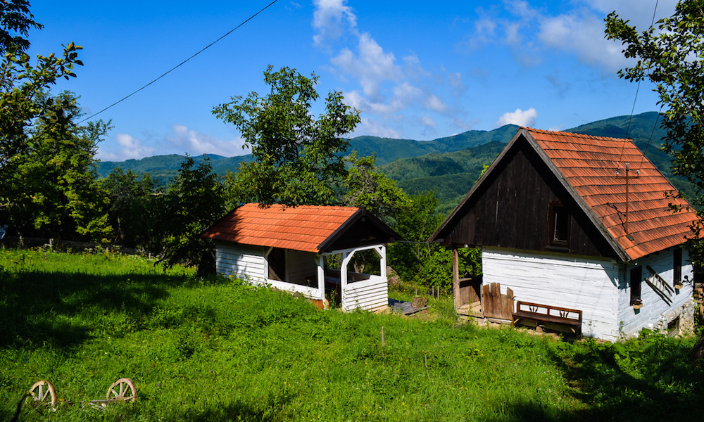 Carpathian Cottage - stay in a Romanian village