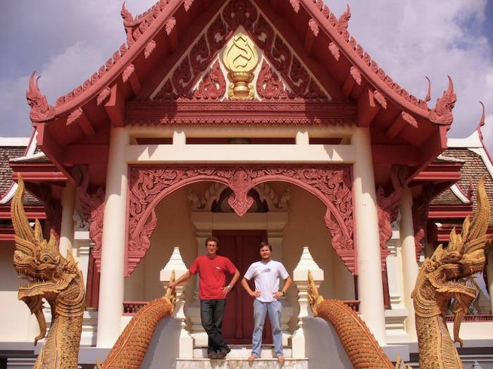 Travel Friends in Thailand