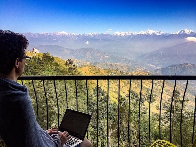 Nagarkot, Nepal - Good Nagarkot Hotel