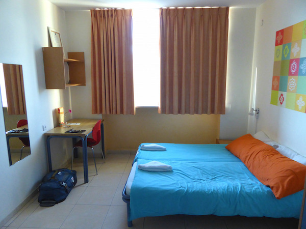 Best hostel in Jerusalem - room