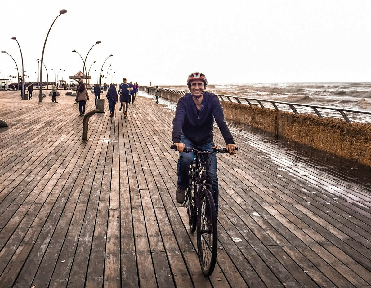 Bike tour - My Fascinating and Unexpected Journey