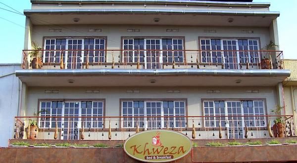 Budget Hotel in Nairobi - Khweza Bed and Breakfast