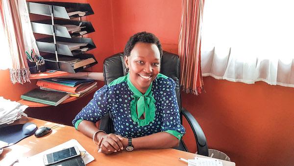 Budget Hotel in Nairobi - staff