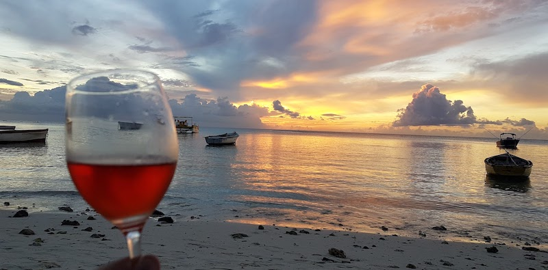 Three Weeks in Mauritius - perfect evening
