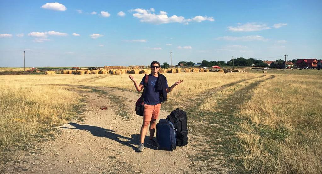 Full-time traveler