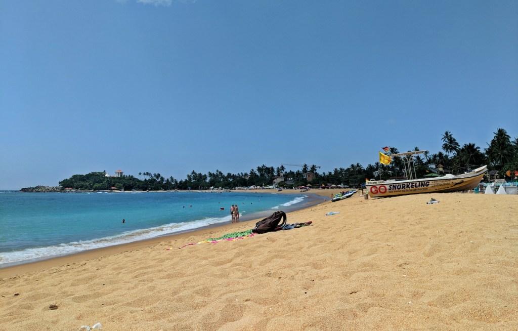 Affordable Beach Destination - Unawatuna Beach