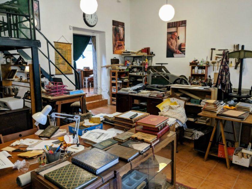 Highlight of Cascais - Arte No Livro workshop