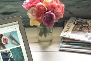 homestead blogging