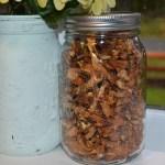 dried chanterelle mushrooms